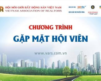 Địa ốc Nhà Vuông đồng hành cùng Hội Môi Giới Bất động sản Việt Nam