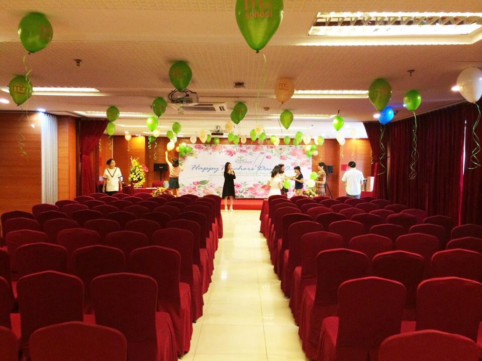 Cho thuê hội trường tổ chức sự kiện