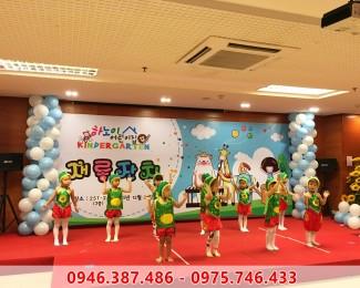 Lễ hội Láu Lỉnh cô trò trường mầm non Hà Nội – Irang