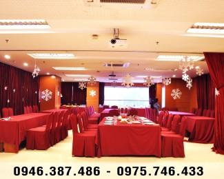 Lựa chọn thuê phòng họp, hội nghị đầu năm