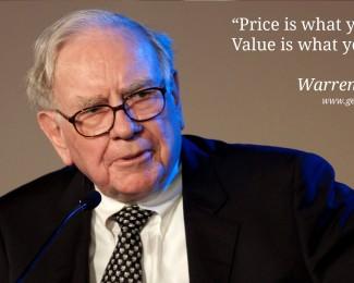 10 kinh nghiệm hữu ích dành cho giới trẻ của Warren Buffett