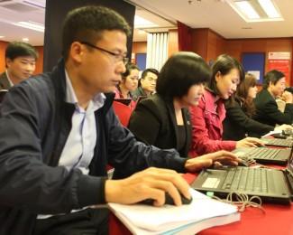 Tập huấn sử dụng phần mềm TĐKT 2.0-Bộ tài chính