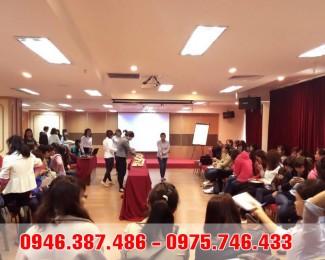Cho thuê phòng đào tạo uy tín tại Hà Nội