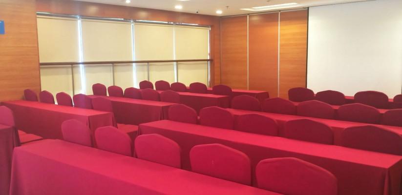 Cho thuê phòng học hiện đại tại trung tâm Hà Nội