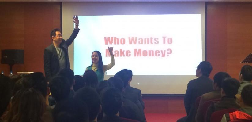 """Chương trình """"Giải mã bí mật Marketing trên Internet"""" – Ewen Chia"""