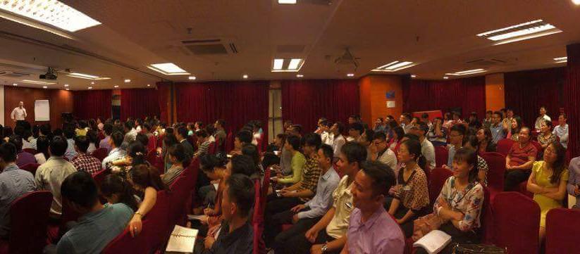 Hội thảo Cửa sổ Vàng – Diễn giả Nguyễn Duy Cương