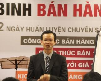 Xây dựng hệ thống bán hàng – Trainer: Trần Văn Tuấn