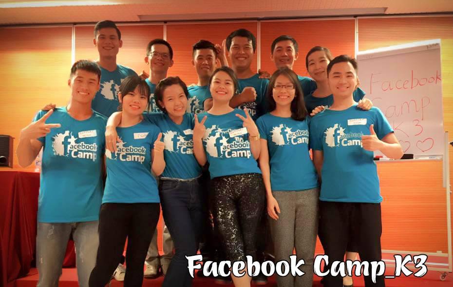Hội trường tổ chức đào tạo Marketing Facebook