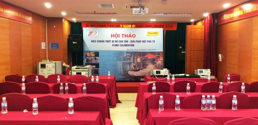 Hội thảo PG Bia Habeco tại Hội trường VITD