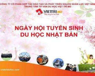 """""""Ngày hội du học"""" quy mô lớn – TT Việt Trí MD"""