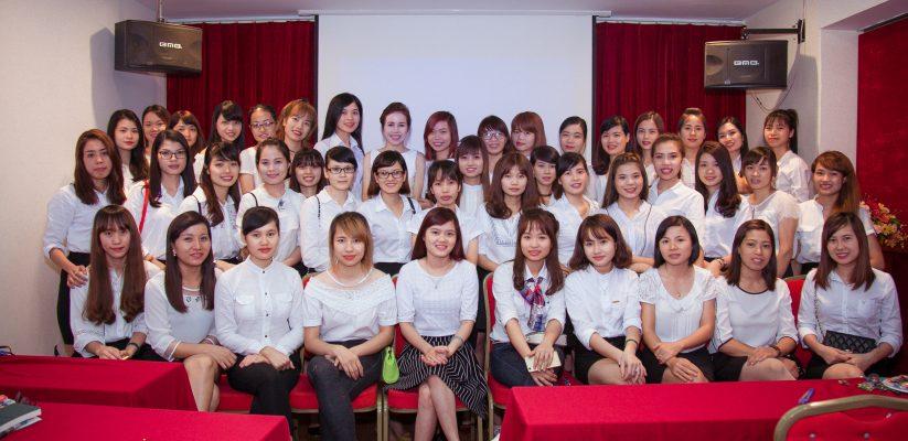 Mỹ Phẩm Thảo Dược Đông Y Lê Xuân tổ chức thành công buổi đào tạo kỹ năng kinh doanh mỹ phẩm cho đại lý