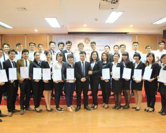 Khóa kỹ năng đào tạo và huấn luyện thực địa K&G tại hội trường P3
