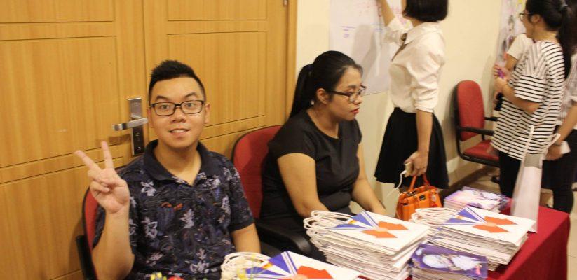 Cho thuê hội trường tổ chức họp báo, ra mắt sách