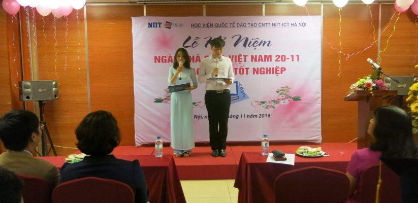 Sự kiện tri ân Ngày nhà giáo Việt Nam 20-11