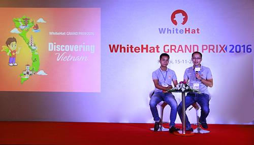 'Hacker mũ trắng' toàn cầu so tài tại Việt Nam