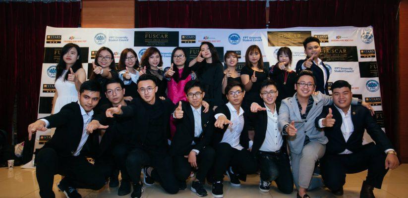 Lễ tôn vinh thường niên Hội đồng sinh viên trường FPT