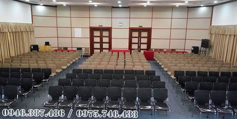 Cho thuê hội trường 300 chỗ tại khu vực Thanh Xuân