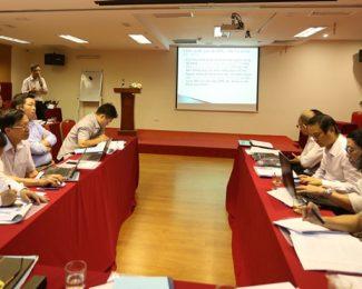 Hội thảo của Ủy ban dân tộc học tại hội trường VITD