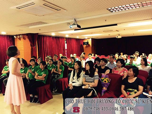 Cho thuê phòng đào tạo tại Hà Nội 0975.746.433