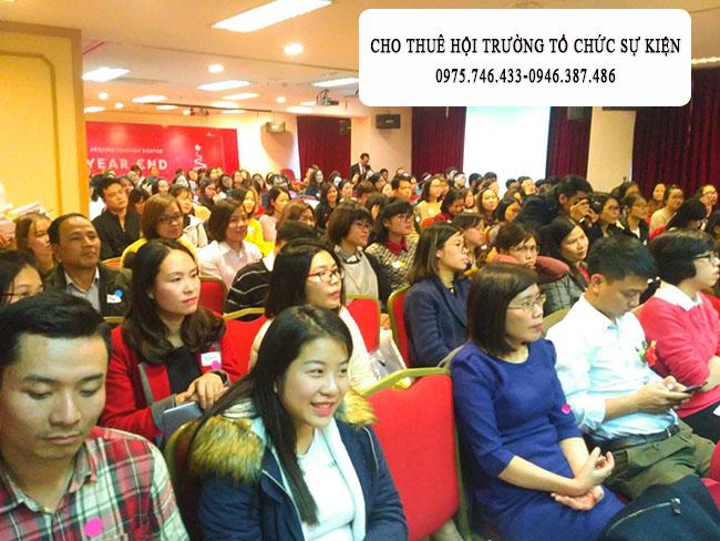 Cho thuê hội trường tổ chức hội thảo 0946387486