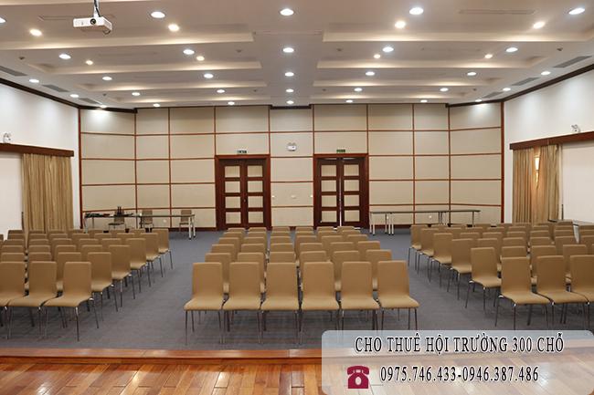 Cho thuê hội trường lớn 0946387486