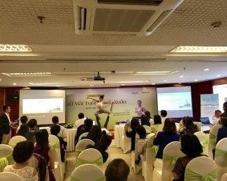 Hình ảnh các phòng hội trường tại tòa 25T2 Nguyễn Thị Thập