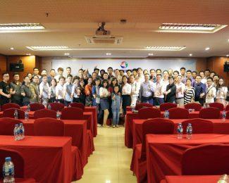 """Hội trường chương trình """"Năng lượng CEO"""" – Học viện CEO Việt Nam"""