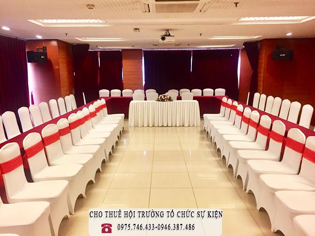 Cho thuê hội trường - Phòng hội thảo - Phòng training tại Hà Nội 0946.387.486