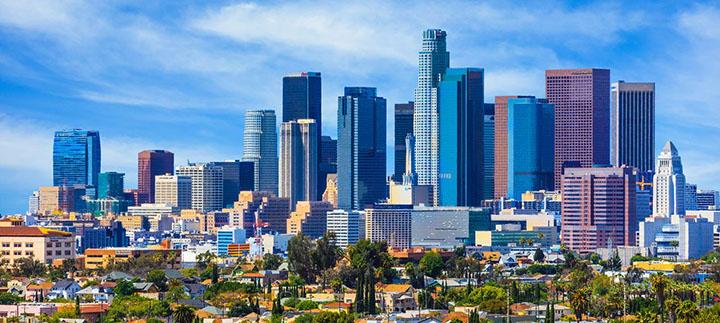 Mảnh đất được rao bán 1 tỷ USD tại Los Angeles