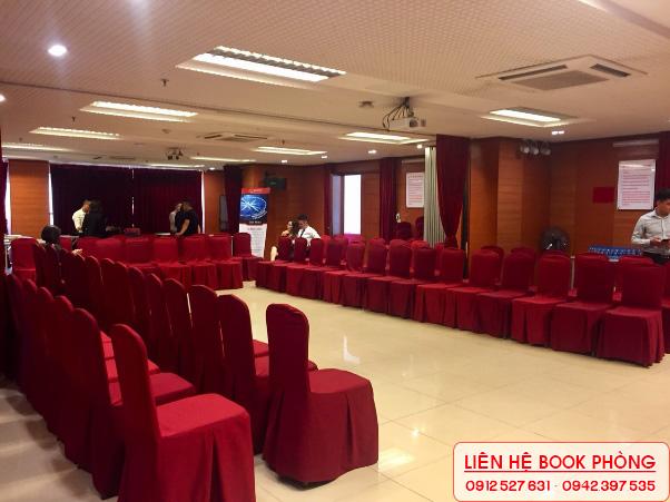 BNI Việt Nam tổ chức chương trình Business Matching tại hội trường VITD