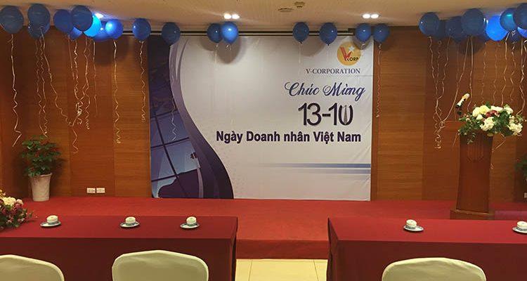 """Chương trình kỷ niệm """"Ngày doanh nhân Việt Nam"""""""