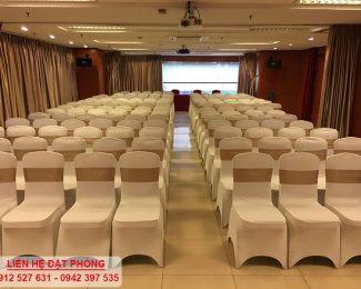 Cho thuê hội trường 200 chỗ tại 25T2 Nguyễn Thị Thập