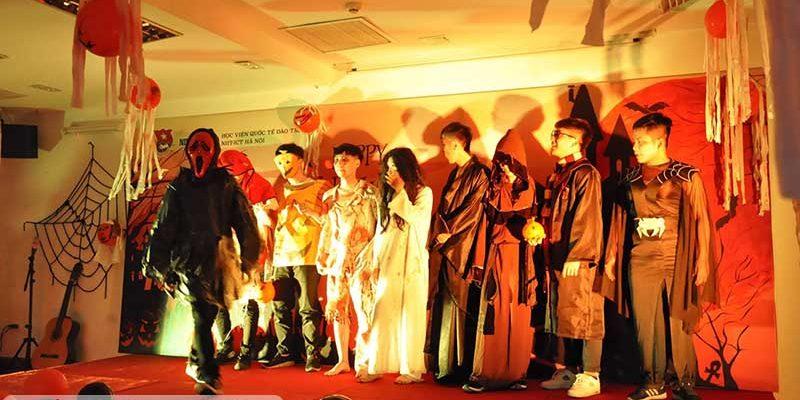 Học viện ma quái – Lễ hội Halloween