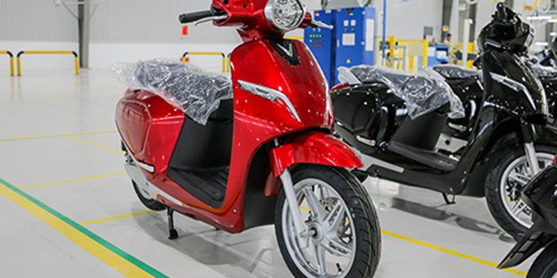 VinFast ra mắt xe máy điện Klara, bán từ giữa tháng 11