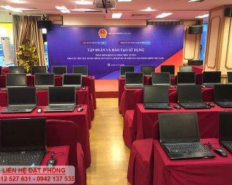 Khóa tập huấn và đào tạo của Bộ giao thông vận tải tại hội trường VITD