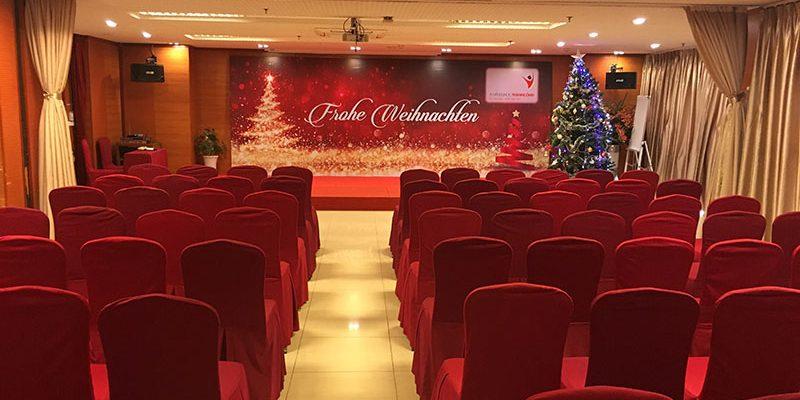 Giáng sinh an lành tại hội trường VITD