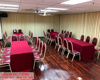 Cho thuê phòng đào tạo giá rẻ tại Hà Nội – LH: 0912.527.631