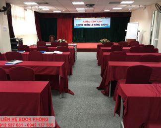 """Khoá đào tạo """"Người quản lý năng lượng"""" tại 84 Duy Tân"""