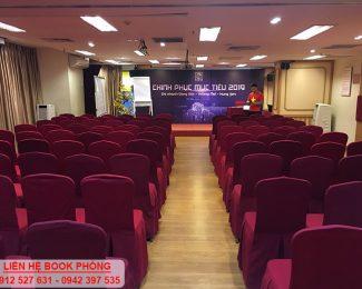 """Hội thảo """"Chinh phục mục tiêu 2019"""" tại hội trường VITD"""