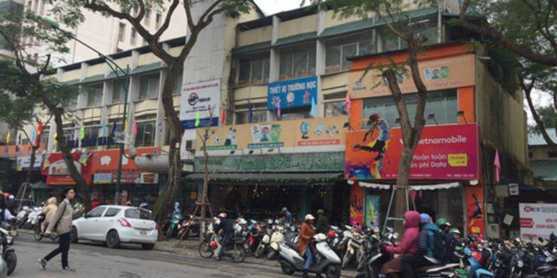 """Hà Nội đề xuất xây nhà cao tầng trong khu """"đất vàng"""" phố Pháp"""