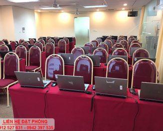 Kinh nghiệm thuê phòng đào tạo, hội thảo, sự kiện tại Hà Nội
