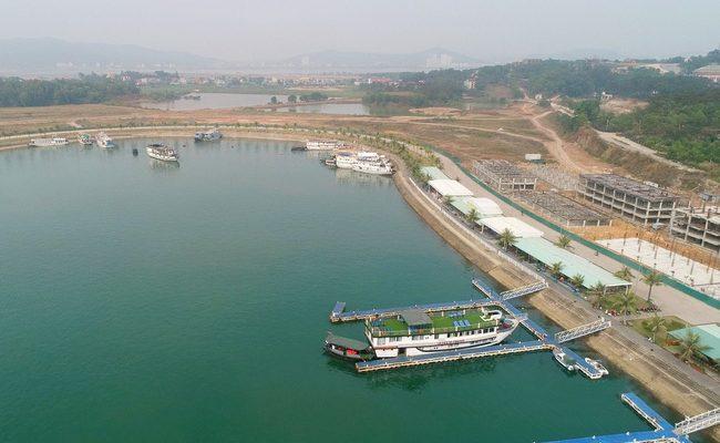 Quy hoạch đảo Vạn Cảnh (Vân Đồn) thành khu du lịch sinh thái hơn 1.700ha