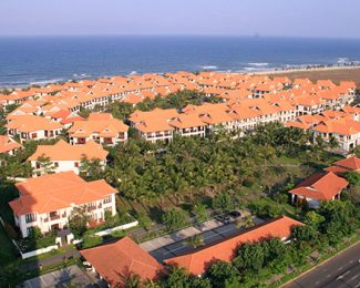Đà Nẵng: Công bố đồ án quy hoạch 5 lối xuống biển qua khu resort