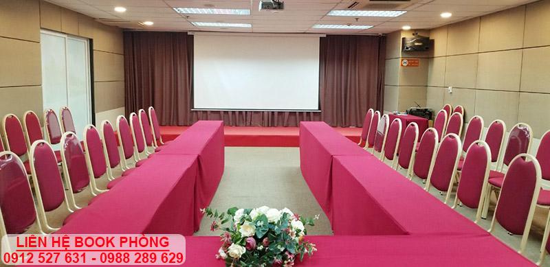 Công ty dầu cá Châu Á tổ chức họp tại VITD