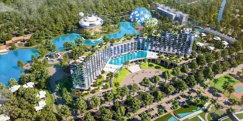 FLC muốn làm 3 dự án du lịch nghỉ dưỡng tại Bắc Kạn