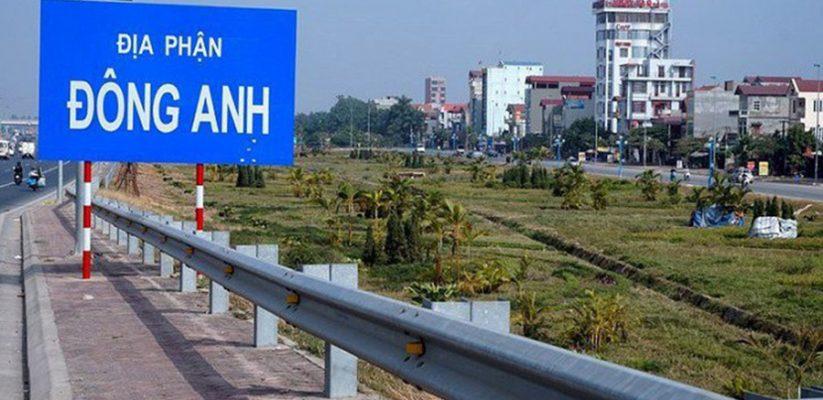 Hà Nội: Huyện Đông Anh phấn đấu lên quận vào năm 2020
