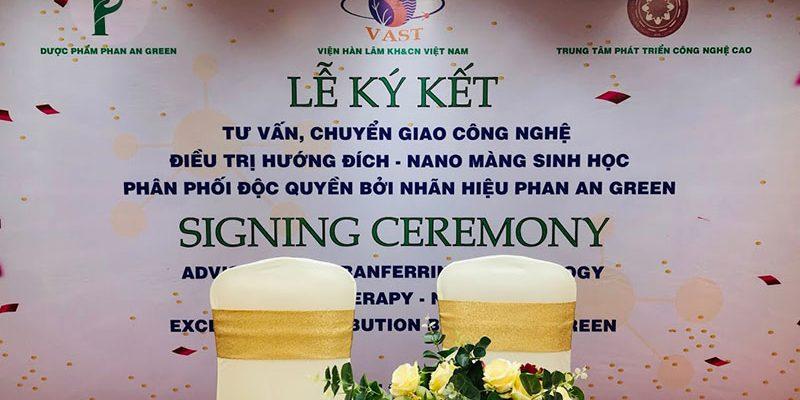 Cho thuê hội trường tổ chức ký kết, hợp tác tại Hà Nội