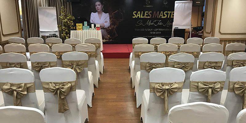 """Chương trình """"Sales Master – Sứ mệnh triệu người"""" tại hội trường VITD"""
