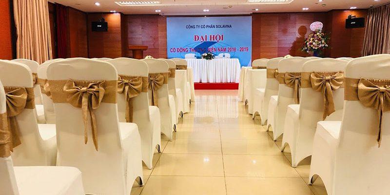 Đại hội cổ đông thường niên năm 2018 – 2019 tại hội trường VITD