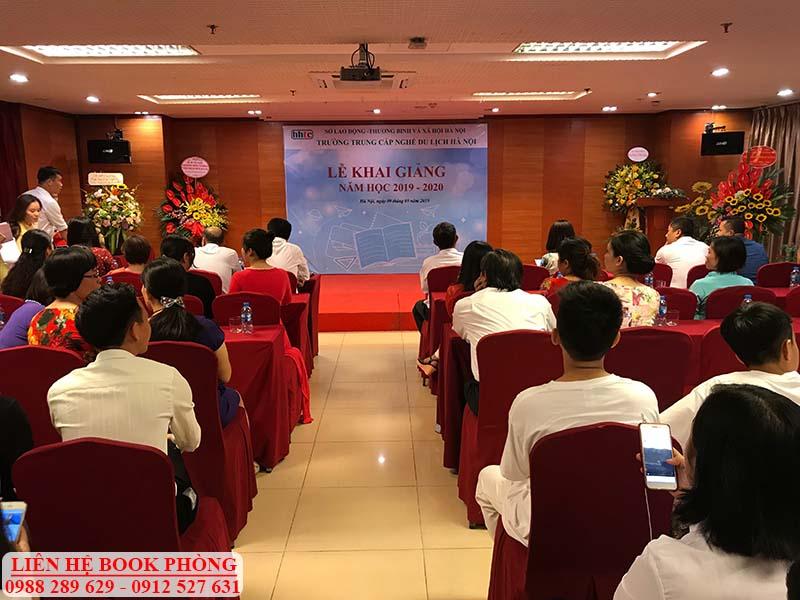 Hội trường tổ chức sự kiện